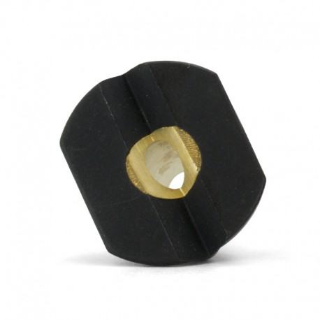 Snap-on Black Nozzle (Soap)