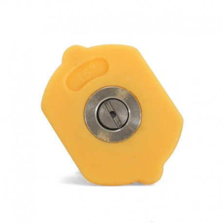 Snap-on Yellow 15° Nozzle