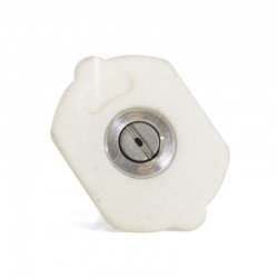 Snap-on White 40° Nozzle