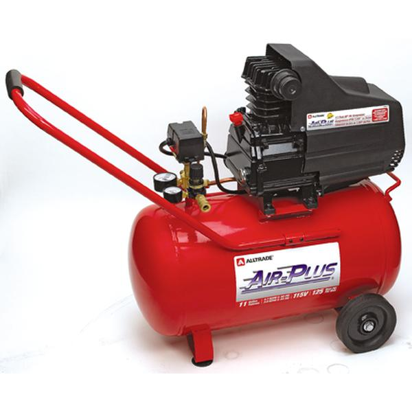 540010 3.5HP 11Gal Oil Lubricated Air Compressor