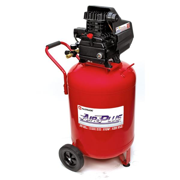 540011 5HP 25Gal Oil Lubricated Air Compressor