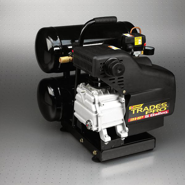 830241 3HP 5Gal Twin Tank Air Compressor