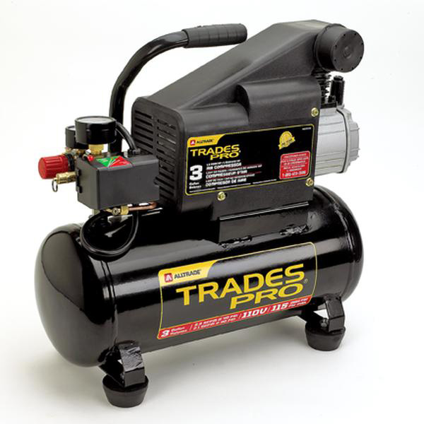 835408 1.5HP 3Gal Air Compressor